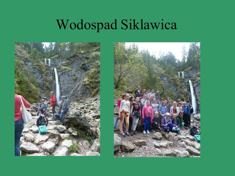 Wodospad Siklawica