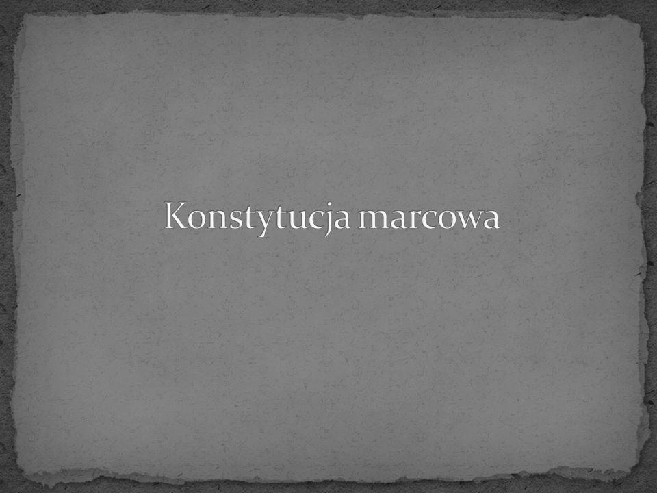 Konstytucja Królestwa Polskiego 1815, ustawa zasadnicza podpisana 27 listopada 1815 przez cara Aleksandra I i nadana Królestwu Polskiemu 24 grudnia 1815.