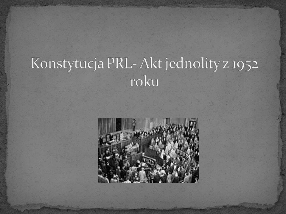 Konstytucja kwietniowa, ustawa zasadnicza z 23 III 1935 uchwalona przez sanacyjną większość sejmową z naruszeniem przepisów Konstytucji marcowej: przy nieobecności posłów opozycyjnych, bez wymaganego quorum, podpisana przez Prezydenta Rzeczpospolitej 23 IV 1935.