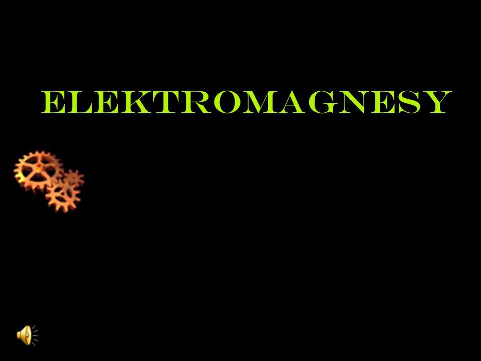Co to jest elektromagnes??.