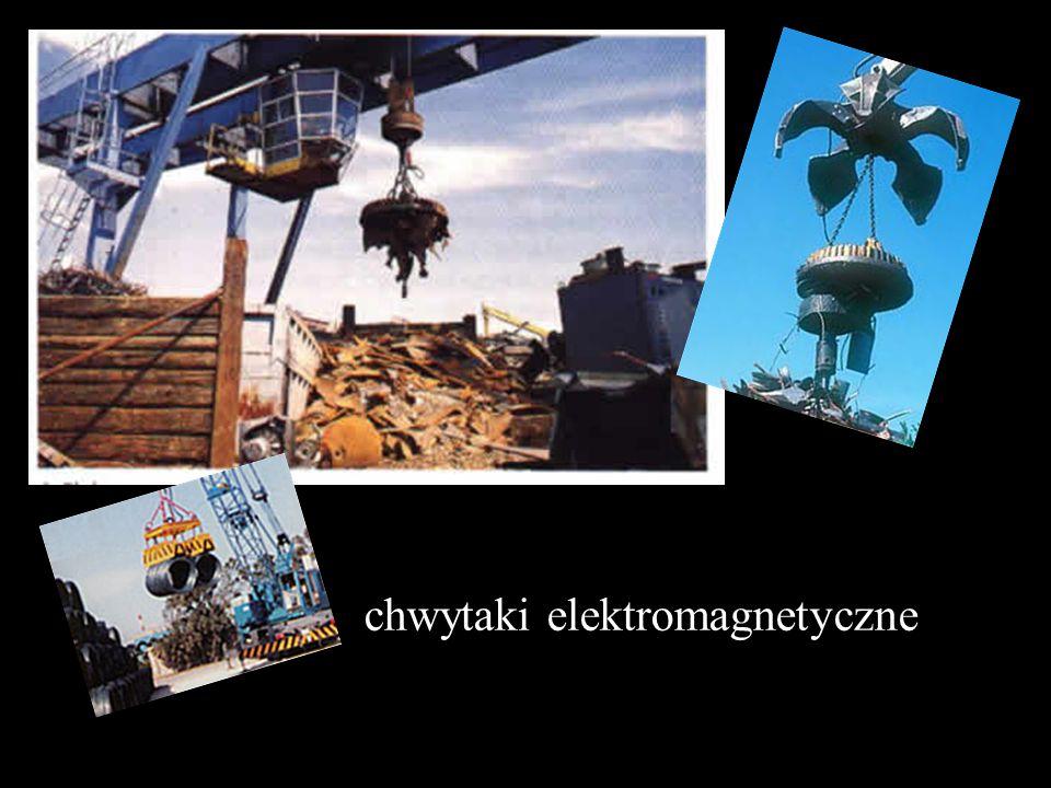 Sprawdz co potrafisz…c.d.3. Elektromagnes jest przedstawiony: A.