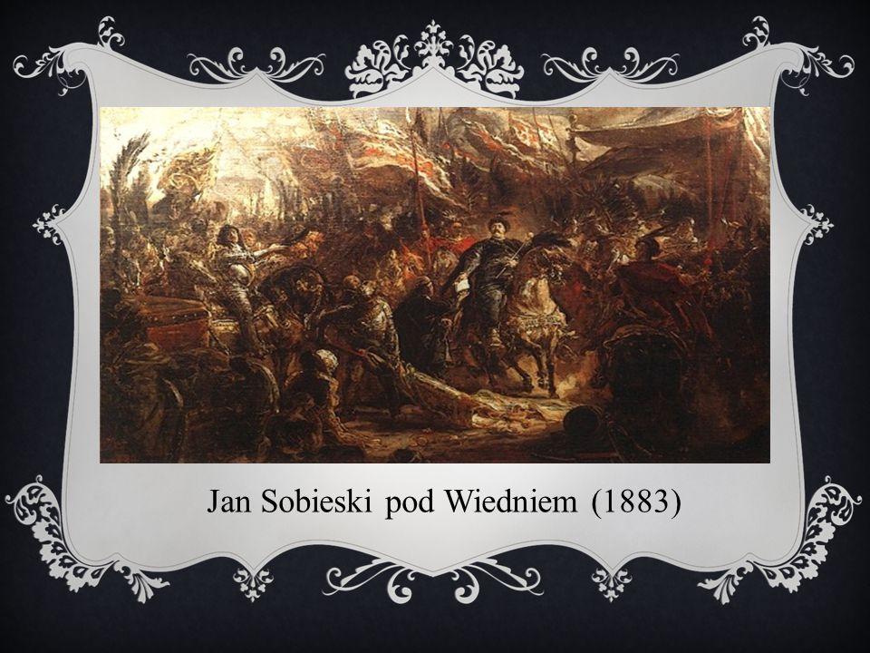 Jan Sobieski pod Wiedniem (1883)