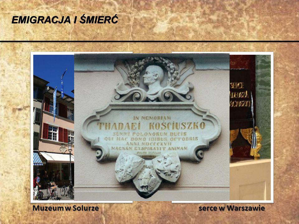 Muzeum w Solurze serce w Warszawie