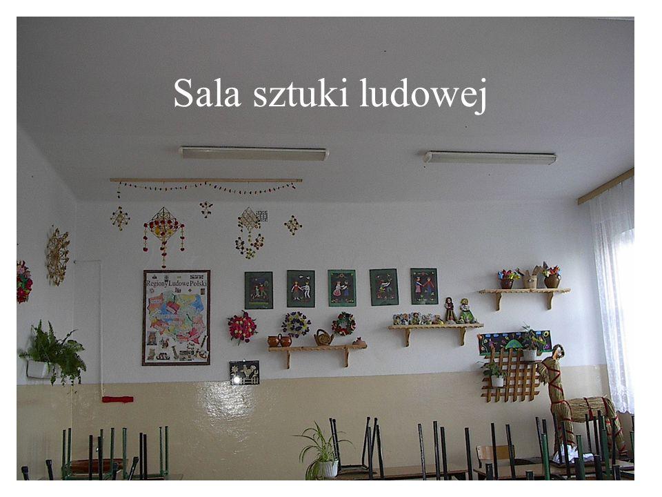 Sala sztuki ludowej