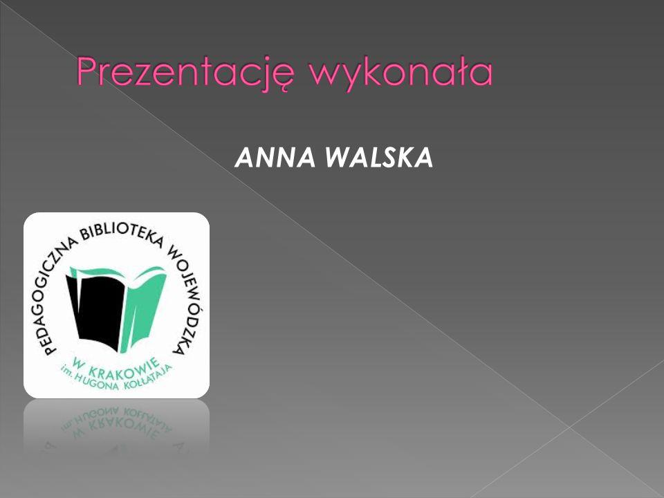 ANNA WALSKA
