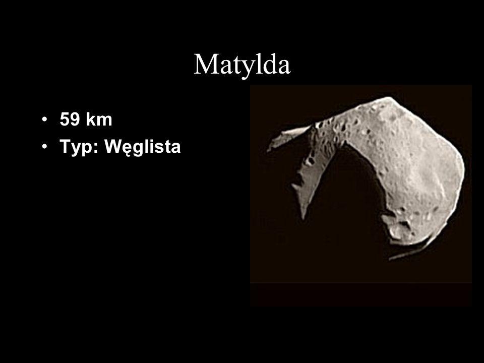 Matylda 59 km Typ: Węglista