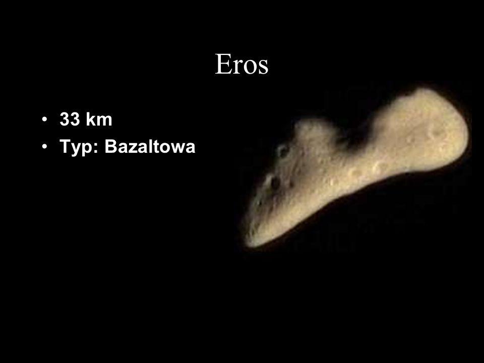Eros 33 km Typ: Bazaltowa