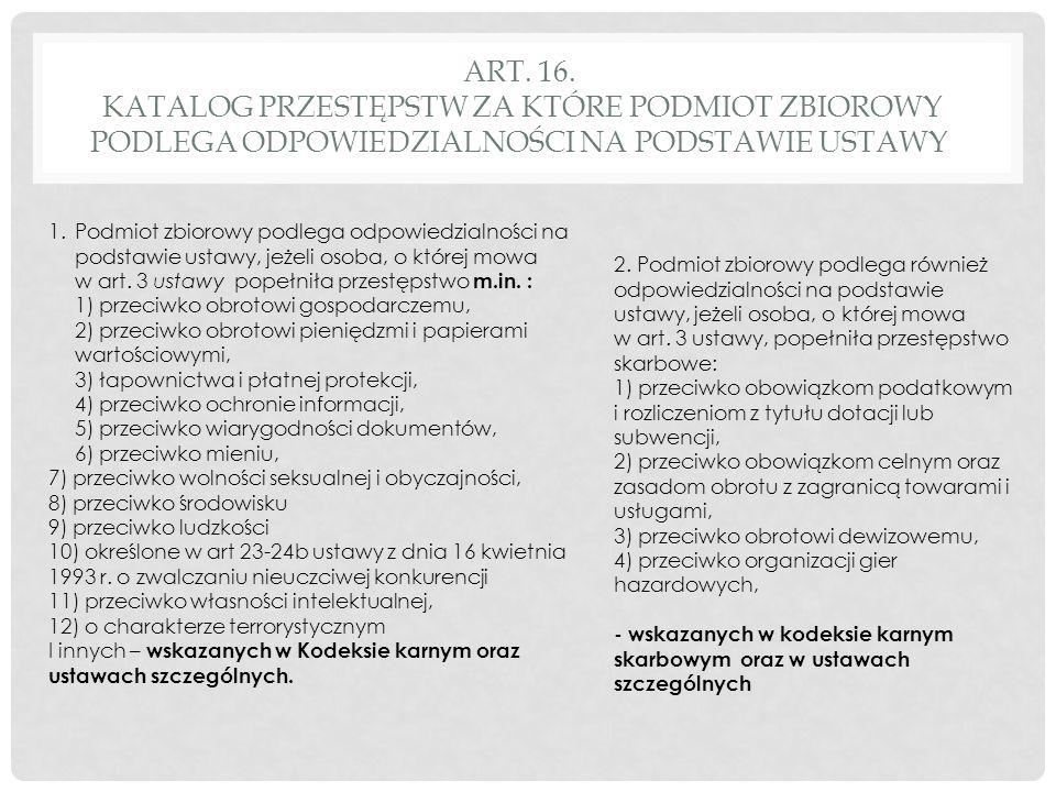 ART. 16.