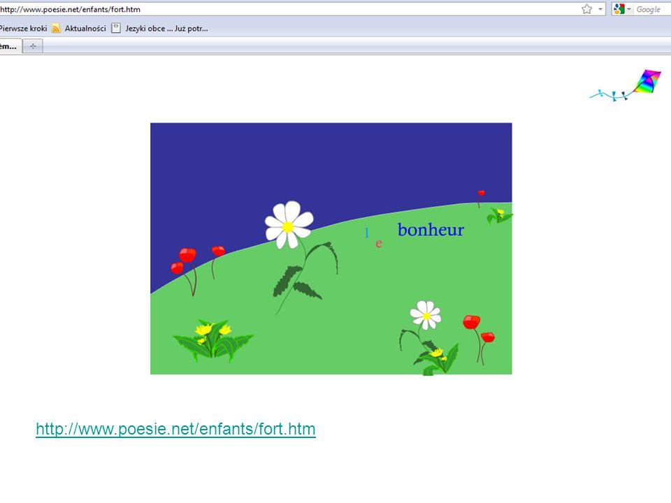 http://www.poesie.net/enfants/fort.htm
