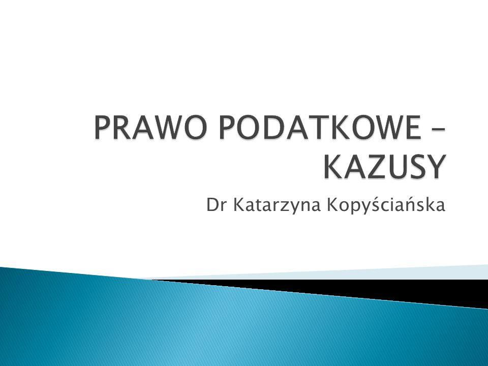 Dr Katarzyna Kopyściańska