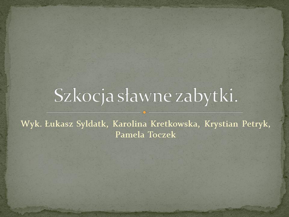 Wyk. Łukasz Syldatk, Karolina Kretkowska, Krystian Petryk, Pamela Toczek