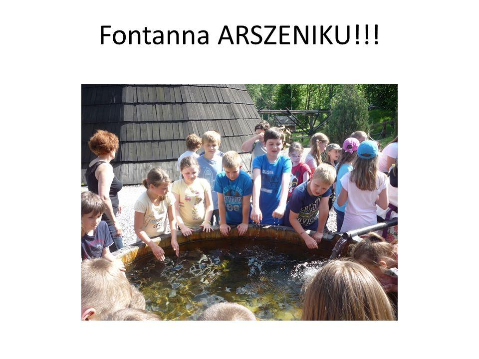 Fontanna ARSZENIKU!!!