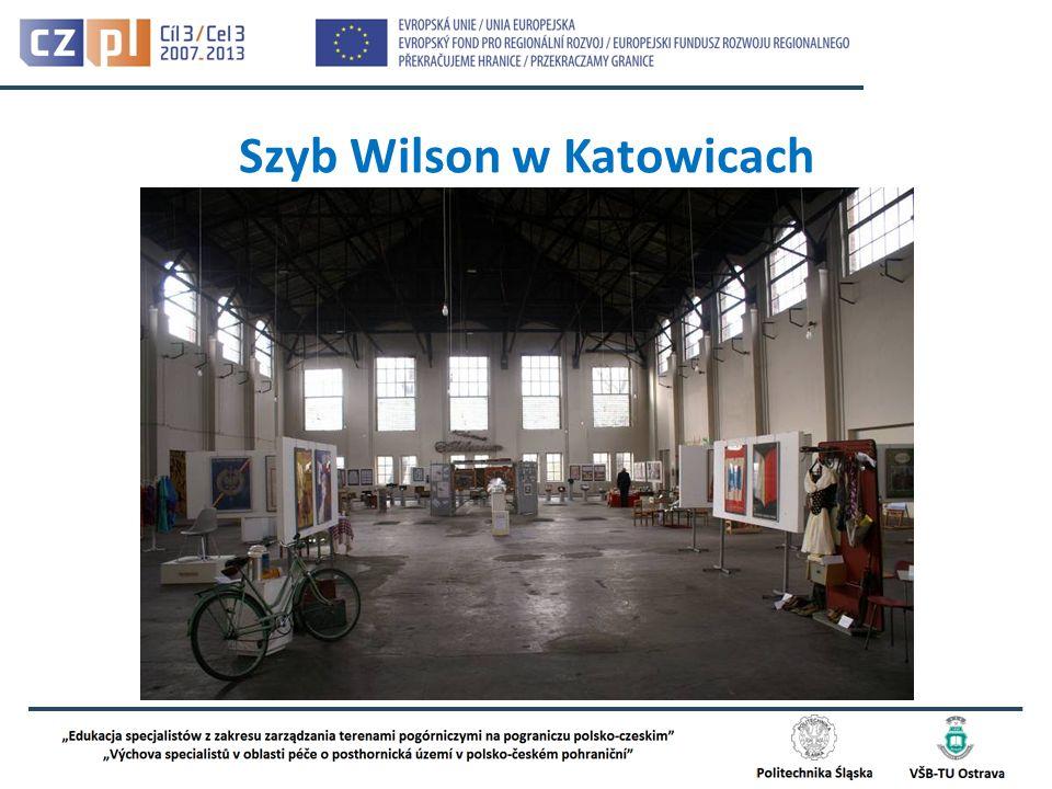 Szyb Wilson w Katowicach