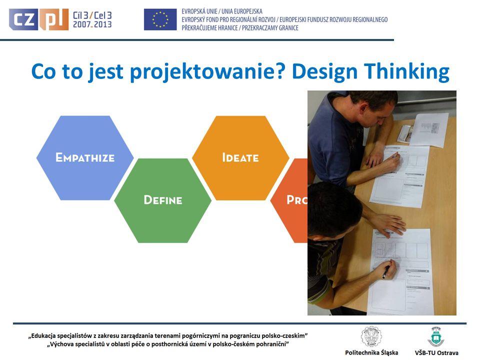 Co to jest projektowanie Design Thinking