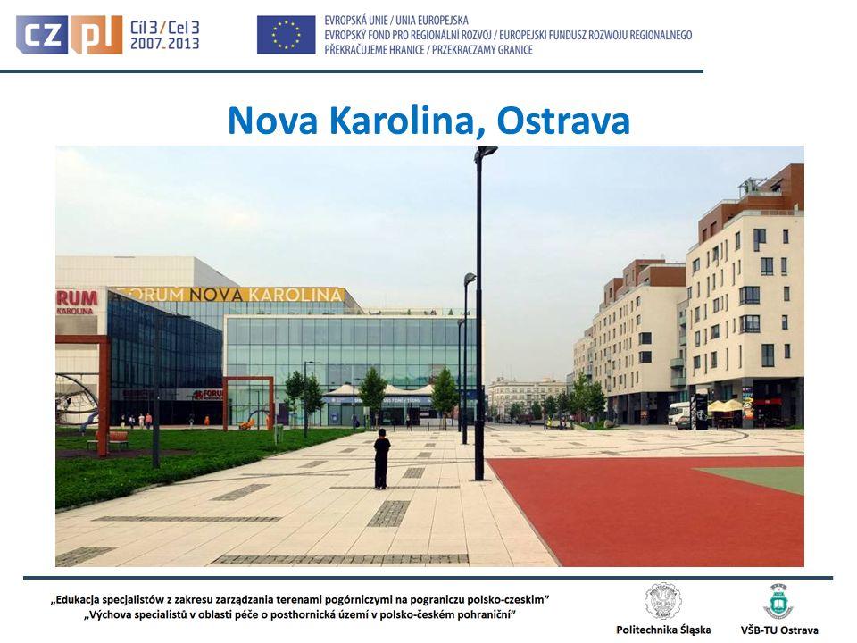 Nova Karolina, Ostrava