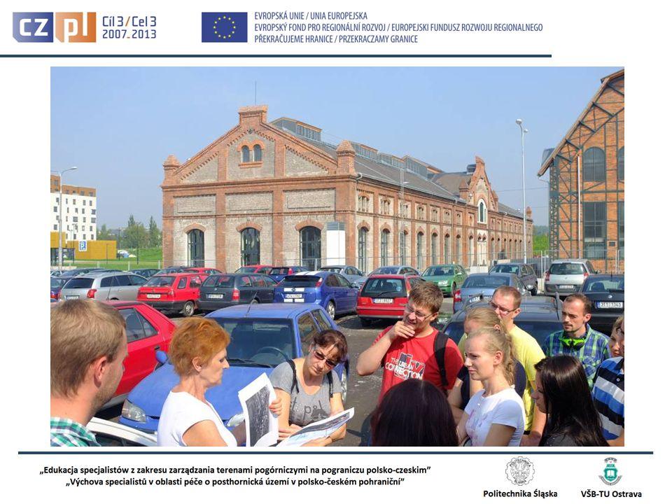 Silesia City Center - była KWK Gottwald