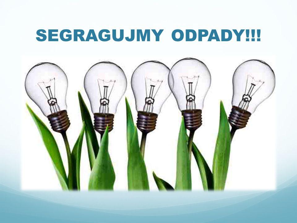 SEGRAGUJMY ODPADY!!!