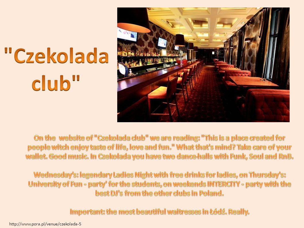 http://www.pora.pl/venue/czekolada-5