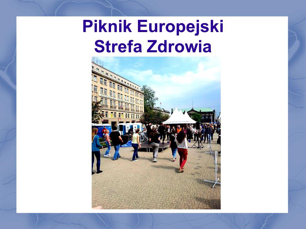 Piknik Europejski Strefa Zdrowia