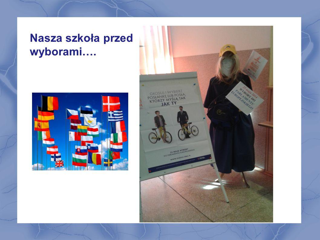 Nasza szkoła przed wyborami….