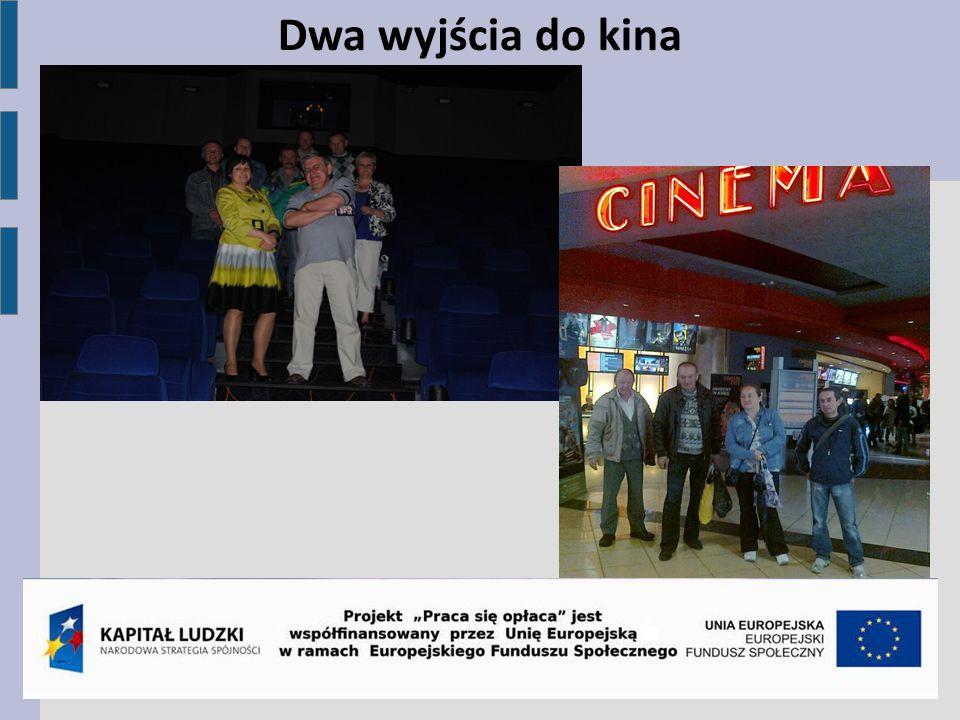Dwa wyjścia do kina