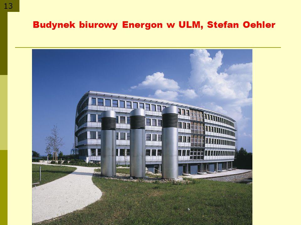 13 Budynek biurowy Energon w ULM, Stefan Oehler