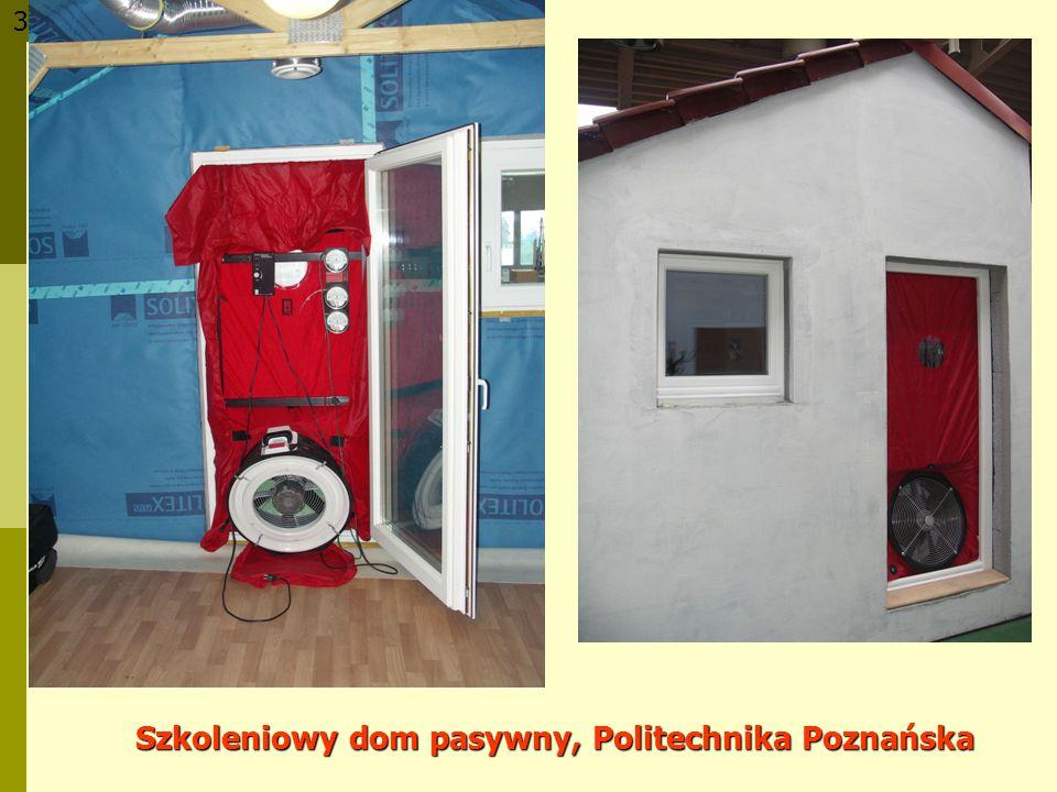 35 Szkoleniowy dom pasywny, Politechnika Poznańska