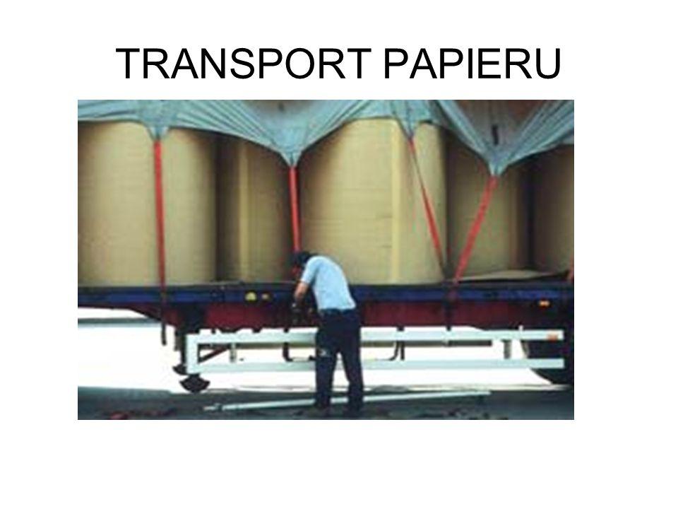 TRANSPORT PAPIERU