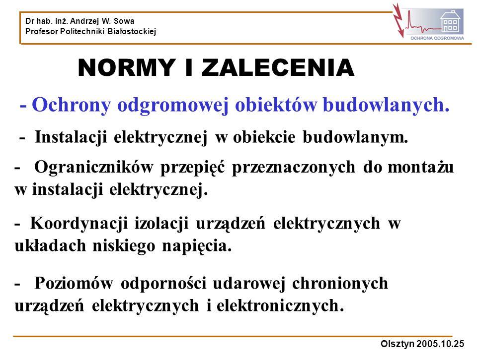 Dr hab.inż. Andrzej W.