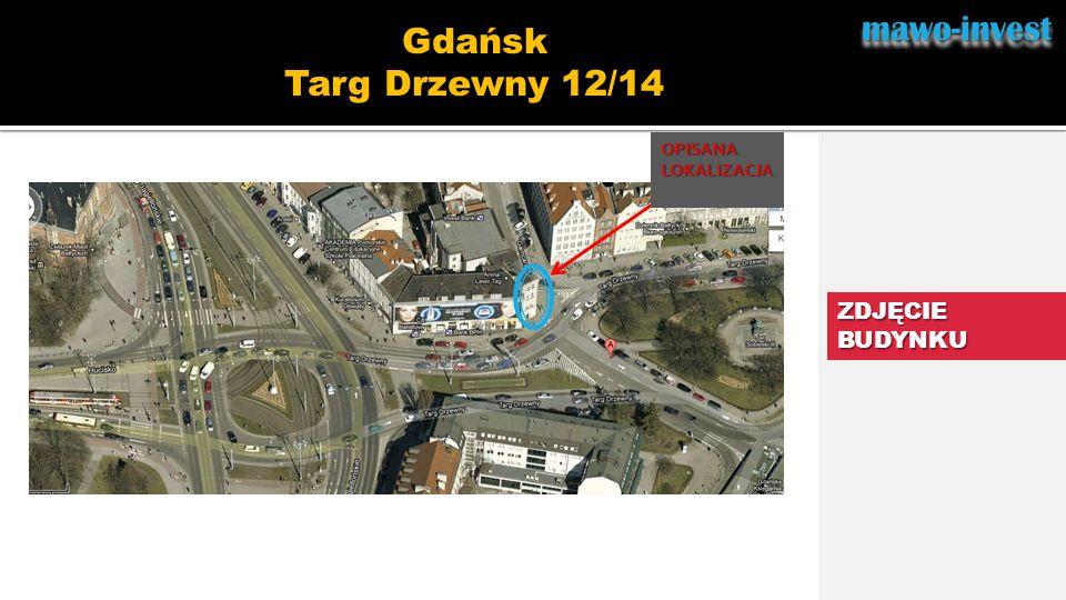 mawo-investmawo-investZDJĘCIEBUDYNKU Gdańsk Targ Drzewny 12/14 OPISANALOKALIZACJA