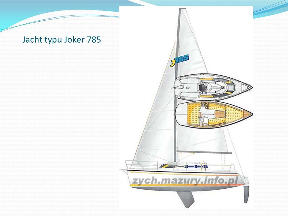 Jacht typu Joker 785