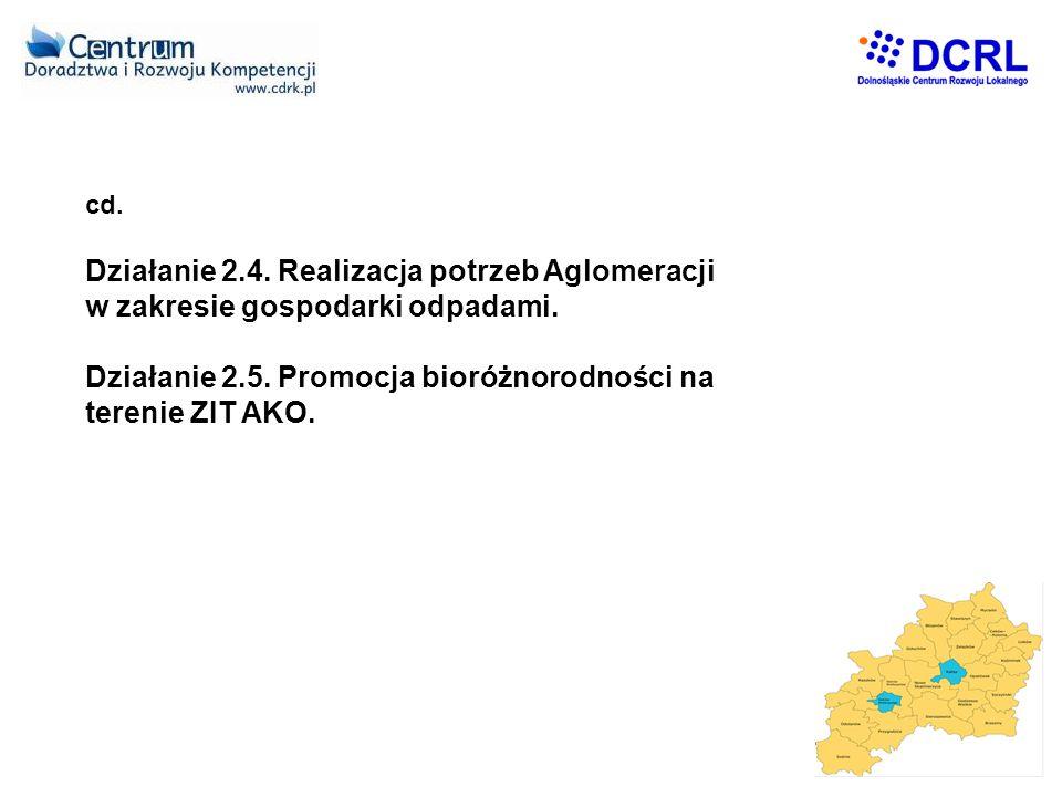 Delimitacja MOF – Aglomeracja Kalisko – Ostrowska (wariant podstawowy) Kolor niebieski – rdzeń Aglomeracji Kolor żółty – gminy otoczenia tworzące Aglomerację