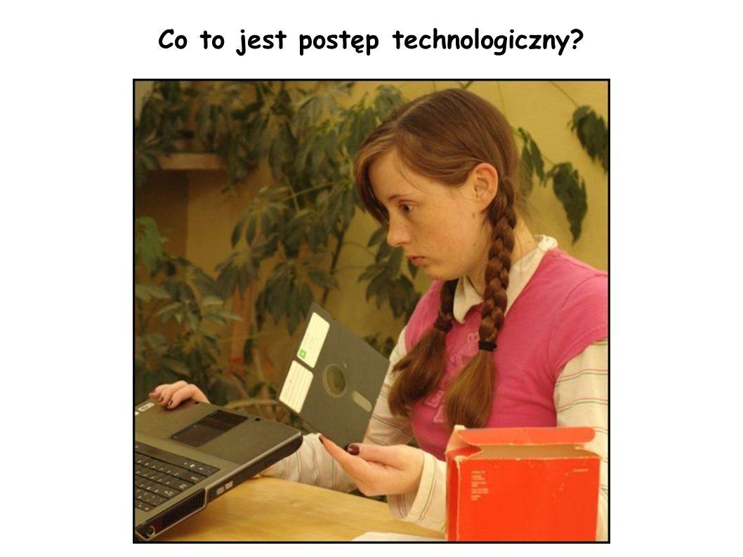 Co to jest postęp technologiczny?
