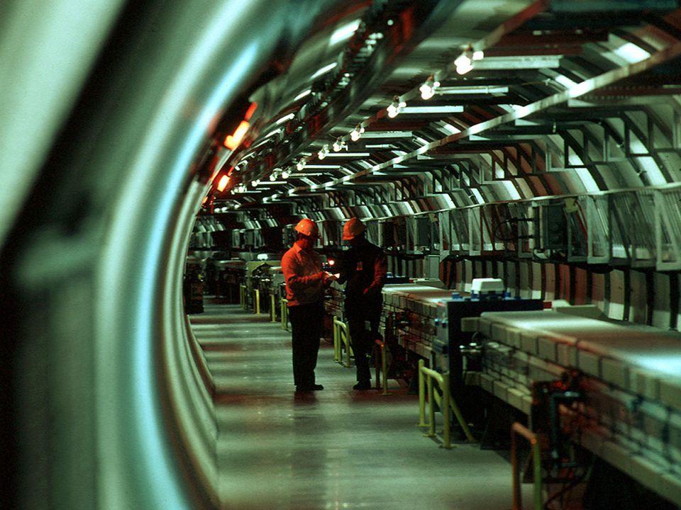 Kurs dla polskich nauczycieli fizyki w CERN 19/11/2012 A.
