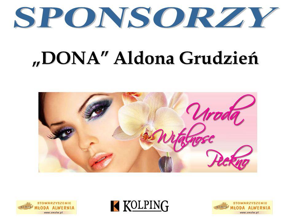 """""""DONA"""" Aldona Grudzień"""