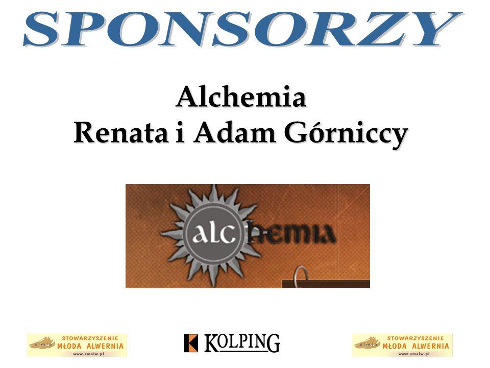 Alchemia Renata i Adam Górniccy