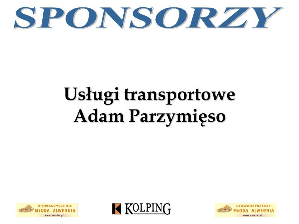 Usługi transportowe Adam Parzymięso