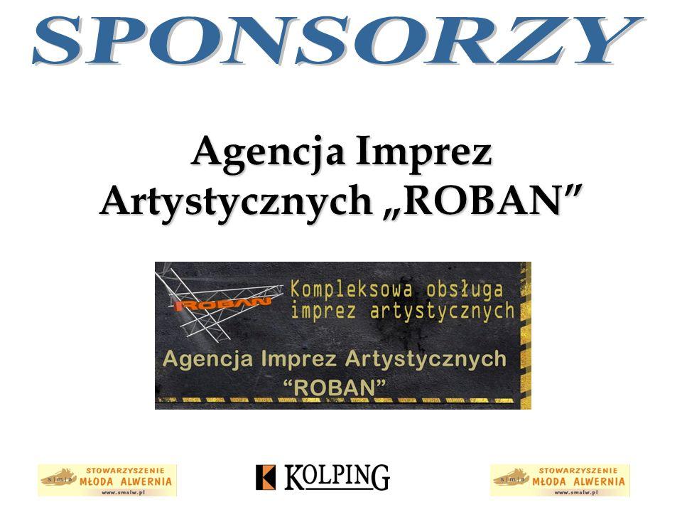 """Agencja Imprez Artystycznych """"ROBAN"""""""