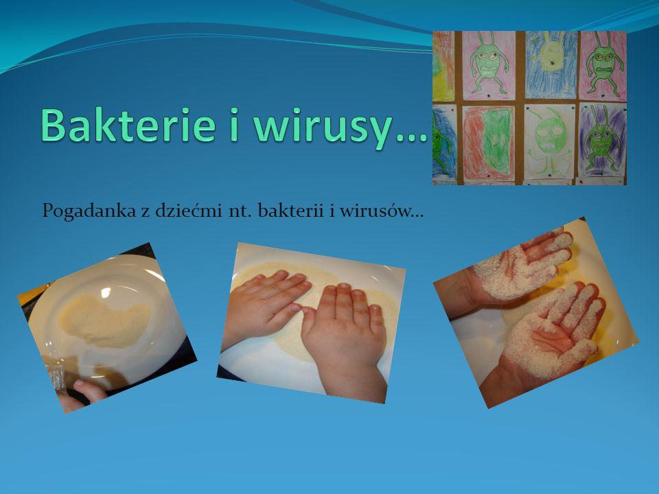 Uświadomienie dzieciom jakie przedmioty służą do zachowania czystości całego ciała…
