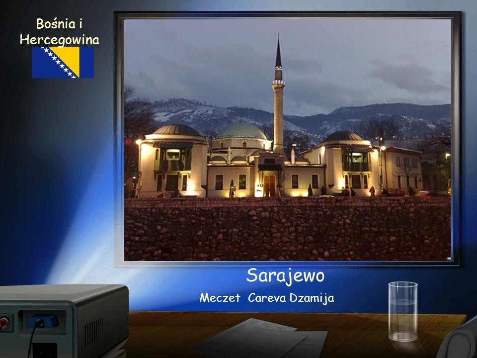 Bośnia i Hercegowina Sarajewo Akademia Sztuk Pięknych