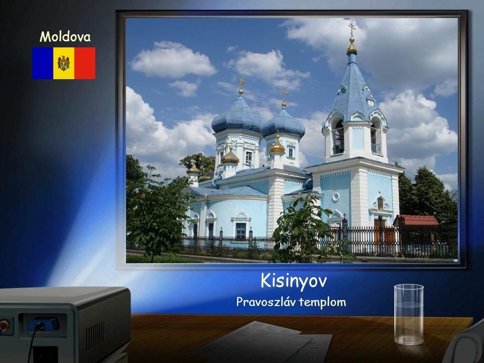 Kisinyov Moldova Dóm