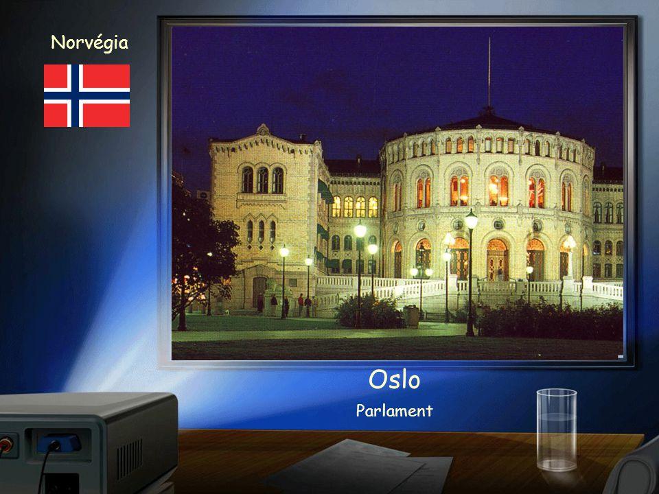 Norvégia Oslo