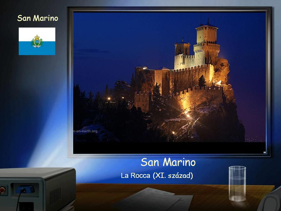 San Marino Kormányzósági palota