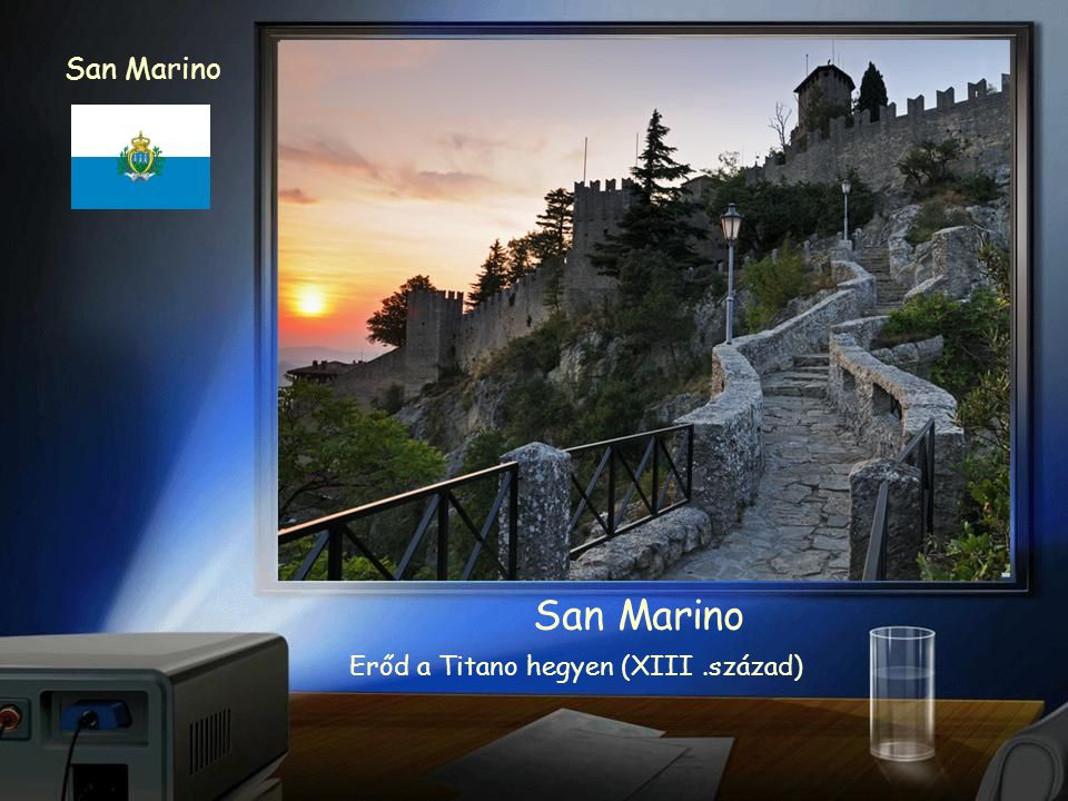 San Marino La Rocca (XI. század)