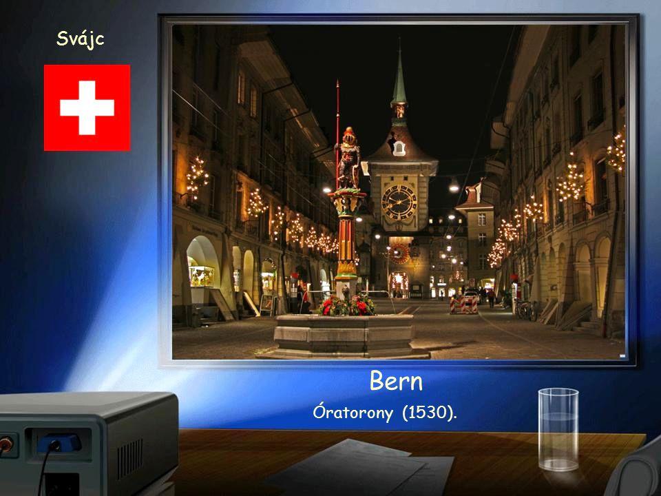 Svájc Bern Parlament