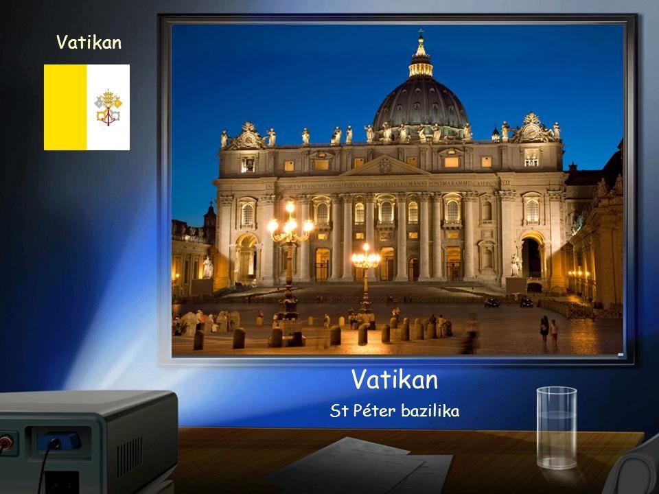 Vatikan St Péter tér