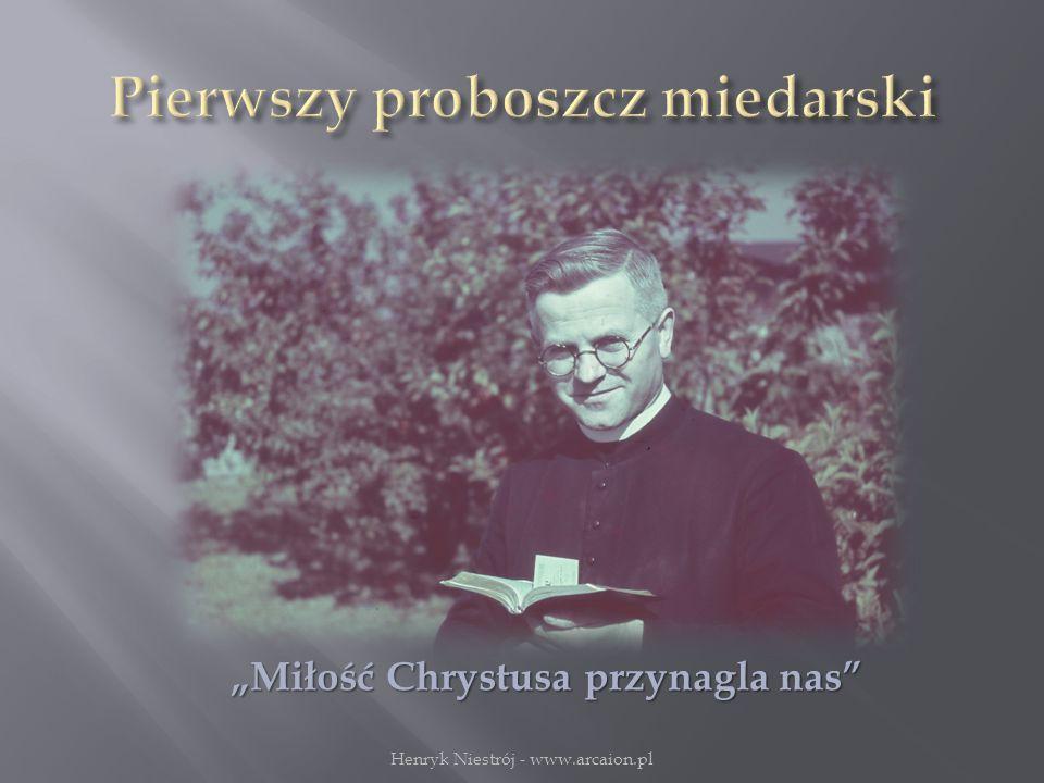 """""""Miłość Chrystusa przynagla nas"""
