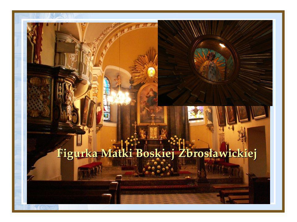 Figurka Matki Boskiej Zbrosławickiej www.arcaion.pl