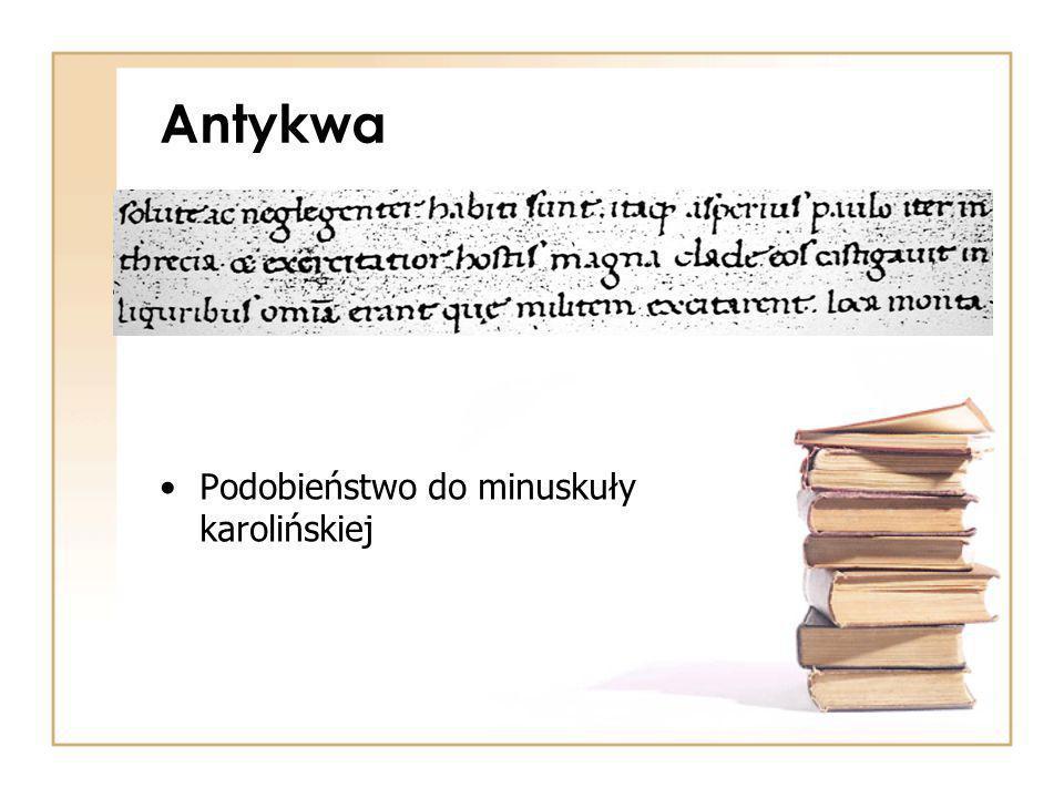 Sposoby na problemy spróbować znaleźć wyraźniejsze miejsce, lub wyraz którego jest się pewien i porównać literki dobrą metoda jest przepisywanie fragmentu tekstu, a często próba odczytania wyrazu od końca