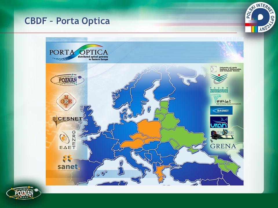 CBDF – Porta Optica